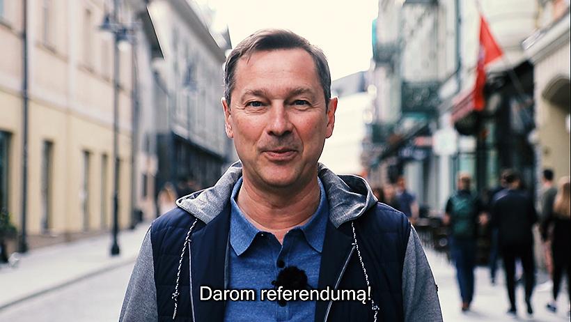 Darom Referendumą už Dvigubą Pilietybę