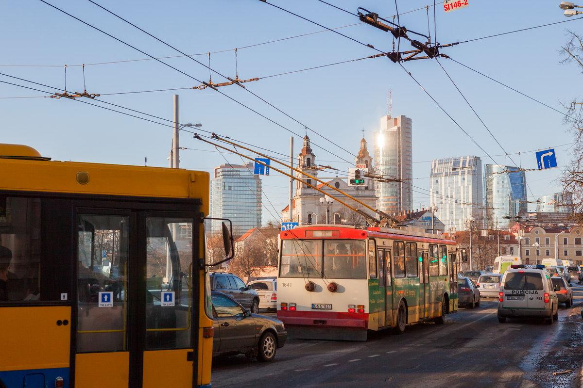 Patarimai, kaip sumažinti spūstis Vilniaus gatvėse
