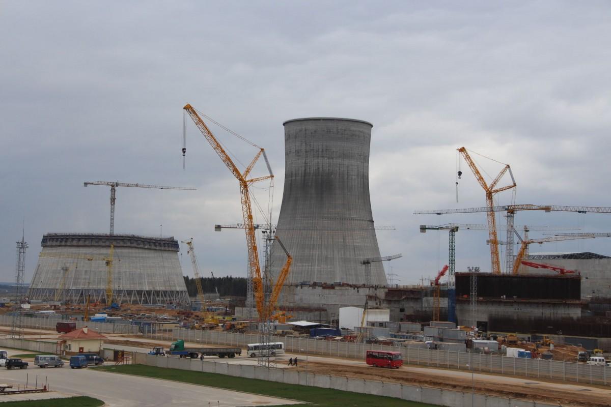 Kas kaltas, kad šalia Vilniaus statoma atominė elektrinė