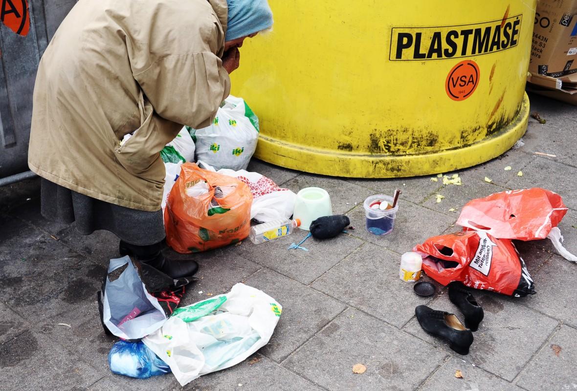 Lietuva pavargo nuo skurdo ekonomikos
