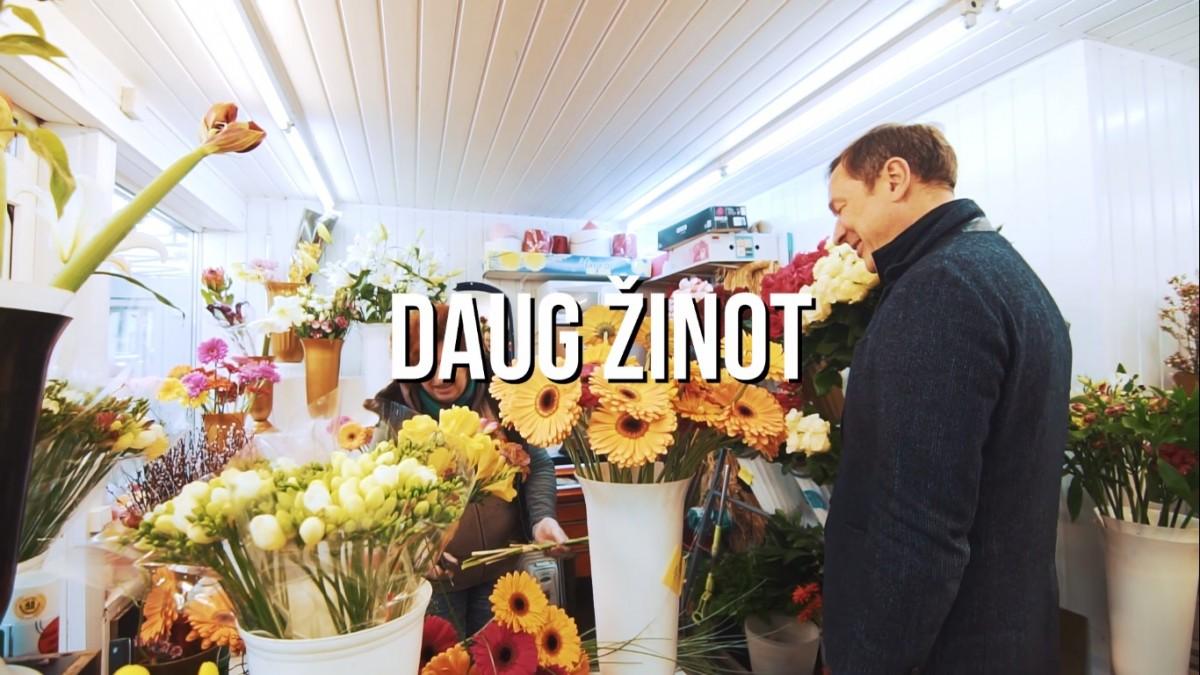 Gėlių turguje