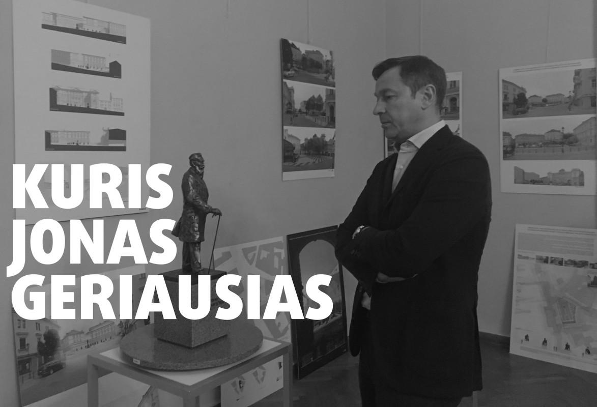 Virtuali paminklų Dr. J. Basanavičiui paroda