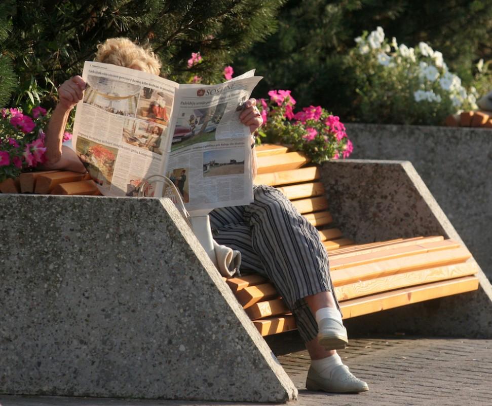 Lietuva ir ,,alternatyvūs faktai''