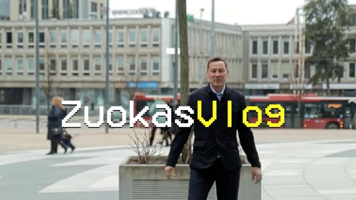 ZUOKAS: PASIRAŠYKITE DĖL EP RINKIMŲ